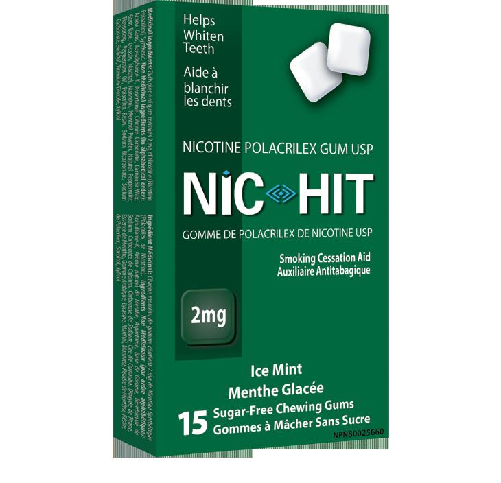 Nic-Hit Ice Mint