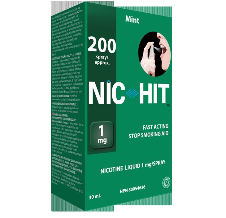 Nic-Hit Menthe